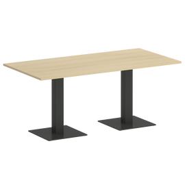 Стол прямоугольный VR.SP-5-180.2 Акация/Антрацит