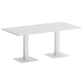Стол прямоугольный ONIX VR.SP-5-180.2 Белый бриллиант/Белый