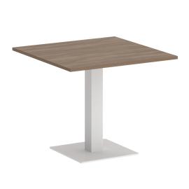Стол квадратный ONIX VR.SP-5-90.2 Дуб Аризона/Белый