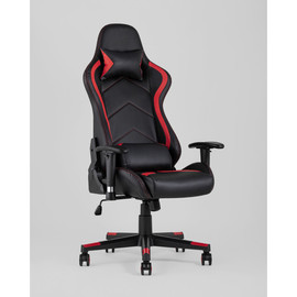 Кресло игровое TopChairs Cayenne красное  Stool Group