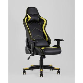 Кресло игровое TopChairs Cayenne желтое Stool Group