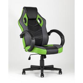 Кресло игровое TopChairs Sprinter зеленое  Stool Group