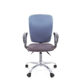 Компьютерное кресло Chairman ch 9801 серо- голубой