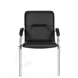Офисное кресло для посетителей Chairman ch 850 Черный