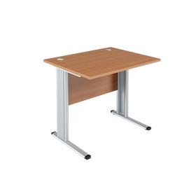 Стол письменный на металлокаркасе СП-1М Груша IMAGO SKYLAND 900х720х755