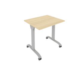 Стол складной мобильный прямой письменный СМ-1 800*650*757