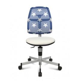 Кресло детское ортопедическое для школьника сетка, с подвижным сидением SITNESS S`MAX SM670