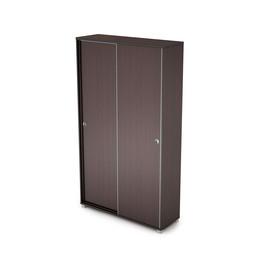 Шкаф-купе для одежды высокий AVANCE 6ШК.016 Венге 1200х400х2116 (без замка)
