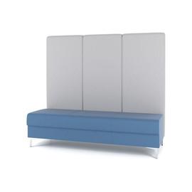 Модуль прямой трехместный M6-3D3 серии Soft room toForm 1670*700*h1510