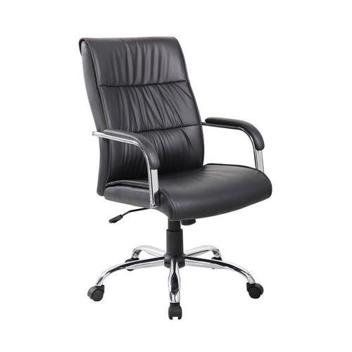 Кресло для руководителя в офис Riva Chair 9249-1 Черный