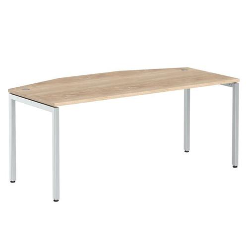 Стол письменный для руководителя XSET 189 Дуб Сонома Xten-S 1800х914х750