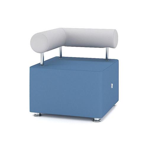 Модуль прямой угловой M1-1V серии Comfort toForm 650*650*h720