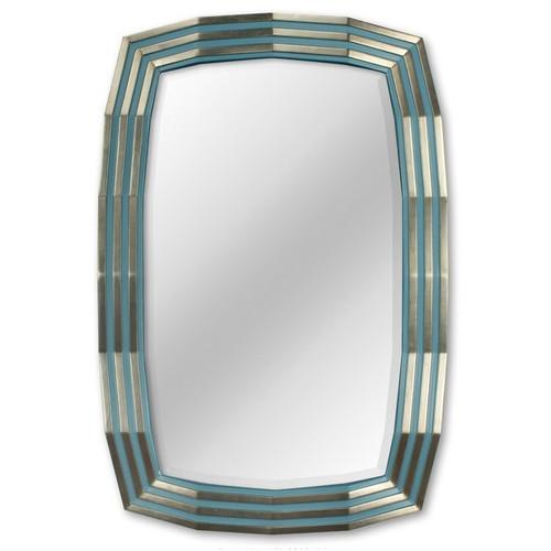 Зеркало настенное  в раме Marine (Марин) Art-zerkalo