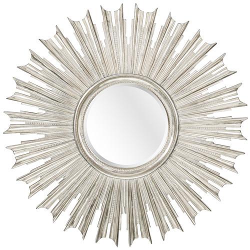 Зеркало-солнце Sunny Silver (Санни) Art-zerkalo