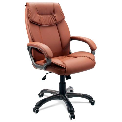 Компьютерное кресло для руководителя Dikline  CS57 Паприка