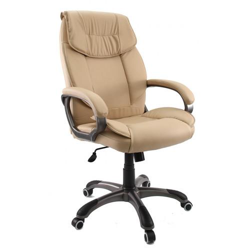 Компьютерное кресло для руководителя Dikline  CS57 Сэнд