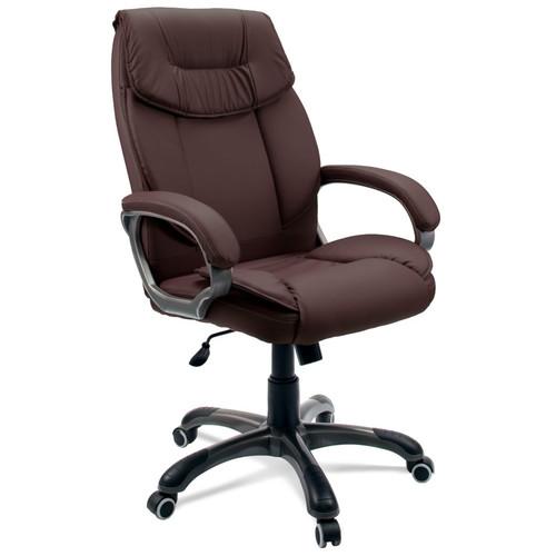 Компьютерное кресло для руководителя Dikline  CS57 Шоколад