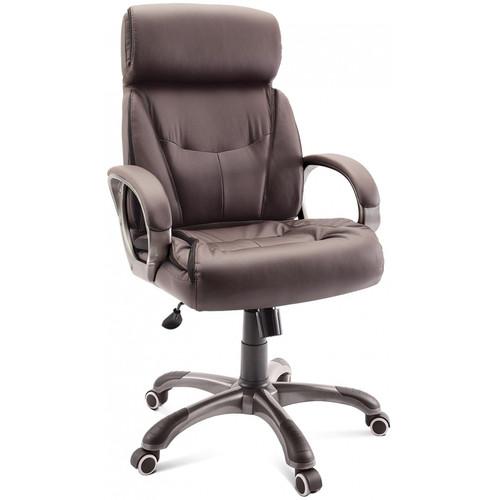 Компьютерное кресло для руководителя Dikline  CS58 Шоколад