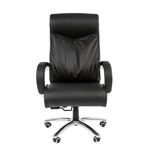 Компьютерное кресло для руководителя Chairman 420 ЧерноеКомпьютерное кресло для руководителя Chairman 420 Черное