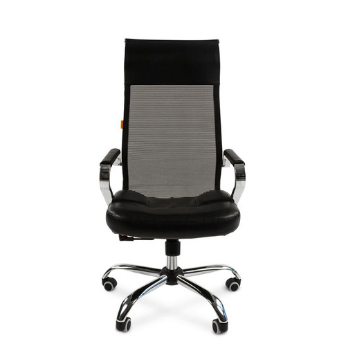 Компьютерное кресло для руководителя Chairman 700 Черная Сетка