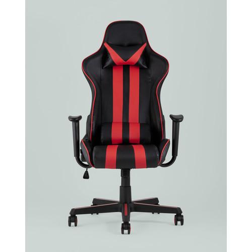 Кресло игровое TopChairs Camaro красное Stool Group