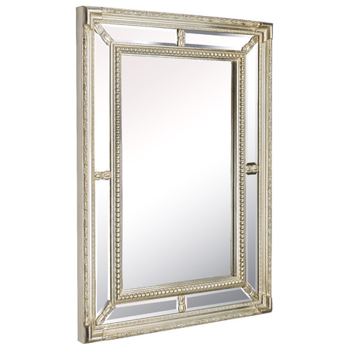 Зеркало в раме Albert Silver (Альберт) Art-zerkalo